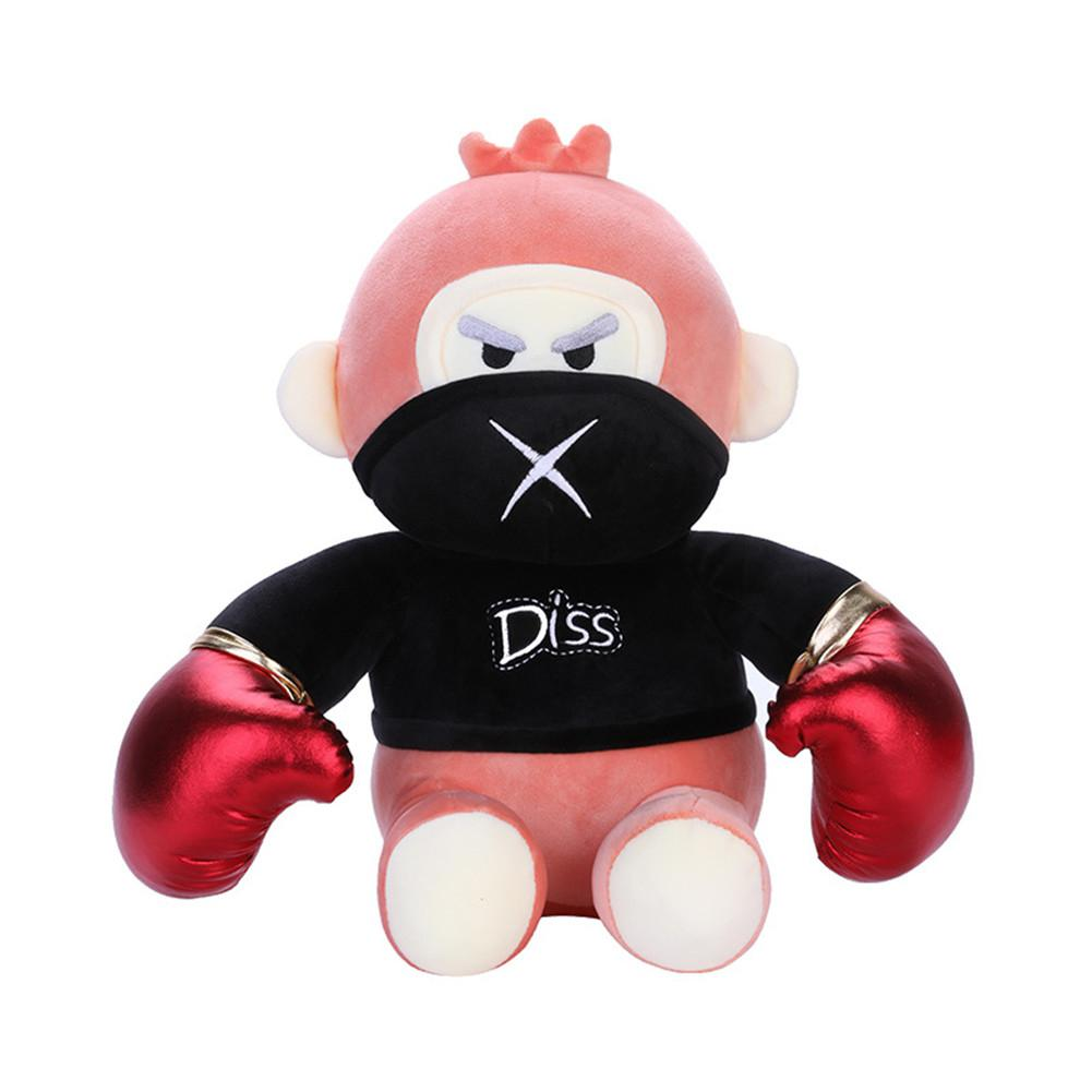 GloryStar Children Boxing Simulation Doll Plush Toy Cute Doll for Kids