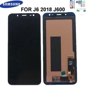 High quality J600 LCD Display For Samsung Galaxy J6 2018 J600F SM-J600F J600FN J600D LCD Display Touch Screen Digitizer Sensor
