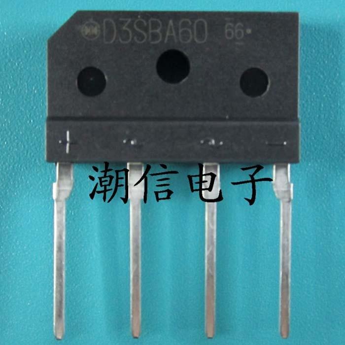 2pcs/lot D3SBA60 3SBA60 ZIP-4