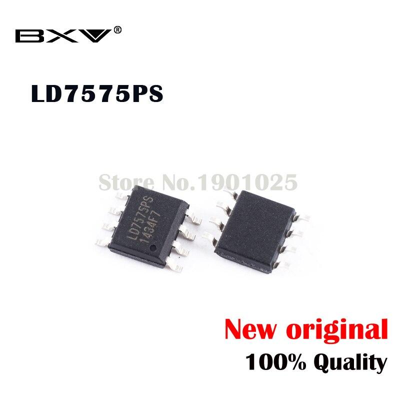 10 قطعة LD7575PS LD7575 SOP 8 7575PS جديد الأصليالدوائر المتكاملة   -