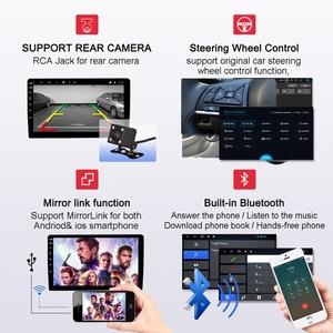 "Image 5 - Bonroad 7""2Din Android 9.0 Car dvd For suzuki grand vitara 2007 2013 Stereo gps navigation car radio USB audio video player"