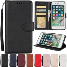 Flip Wallet Case For iPhone 12 Pro Max With Lanyard Photo Frame Card Slots Stand For iPhone 11 XS Max XR X 8 7 6S 6 Plus SE 2020