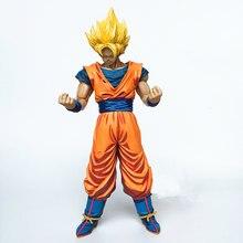 Figurines Dragon Ball Z Son Goku, Manga en PVC, 310mm, Super Saiyan, GROS jouets