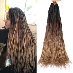 Mtmei Hair Box Braids Hair 24