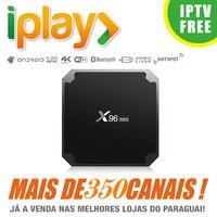 iplay BTV bx B10 box Brazilian Portuguese TV Internet Streaming Box htv free Live TV Movies Brazil Media Player better than b9