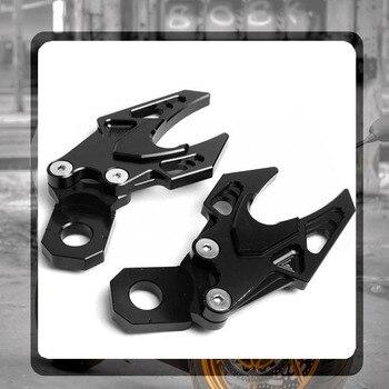 Aluminum Rear Wheel Axel Protection 1