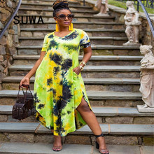 Women Dress Plus Size Summer Clothing 2020 Wholesal
