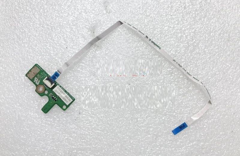 Novo interruptor de alimentação fora da placa do botão com cabo para asus k55vm k55vd a55v