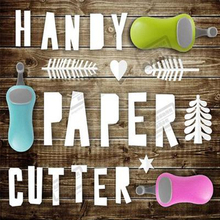 High-quality paper cutter, ceramic cutter head, damage-proof safety paper cutter, office and school stationery paper cutter