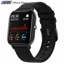 Fitness-Tracker Gts Smartwatch LOKMAT Women Pressure-Clock Android Blood for Ios SMS