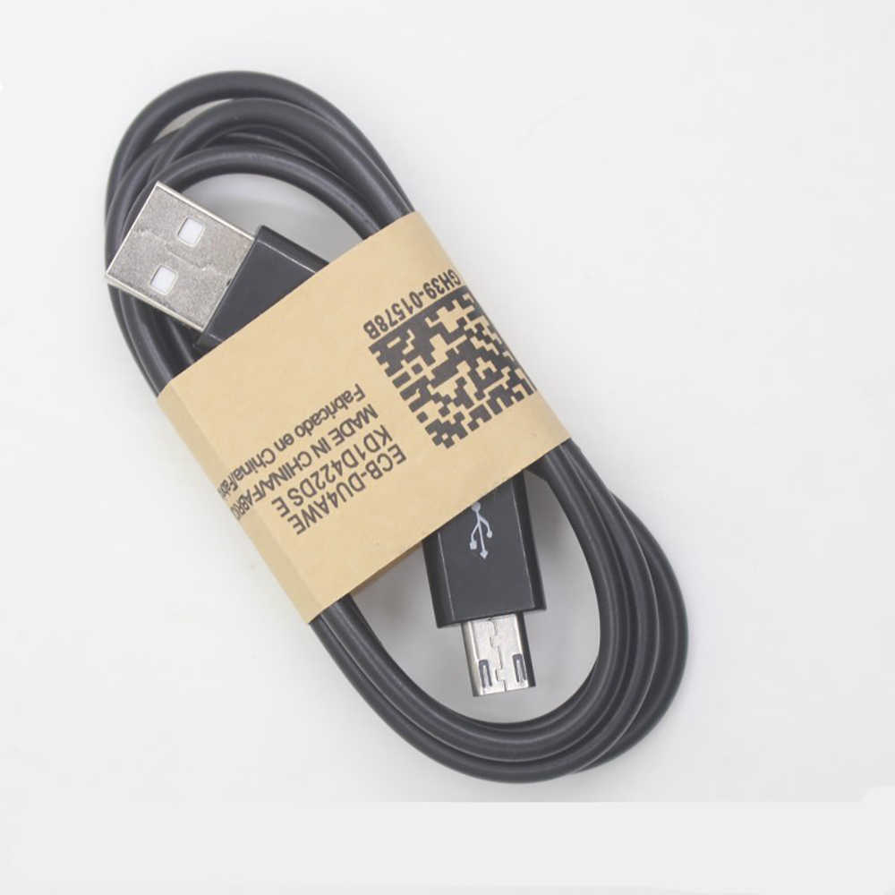 Cable de carga de datos Micro USB blanco, conector largo de 8MM/12MM para Samsung, Huawei, HTC, teléfono móvil S4 N7100 I9220 i9100 i9500