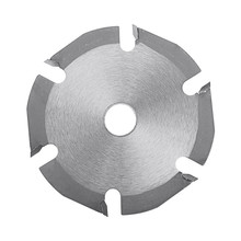 125mm Multitool Grinder Saw Disc 6T Circular Saw Blade Carbide Tipped Wood Cutting Disc Carving Disc Blades for Angle Grinders
