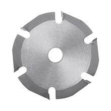 125mm Multitool meuleuse scie disque 6T lame de scie circulaire carbure à pointe de bois disque de coupe découpant des lames de disque pour meuleuses dangle