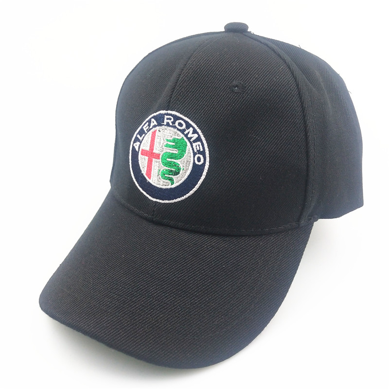 2019 New   Baseball     Cap   unisex Car truck hat embroidery For Alfa Romeo 159 147 156 giulietta 147 159 mito Motorcycle Car Styling