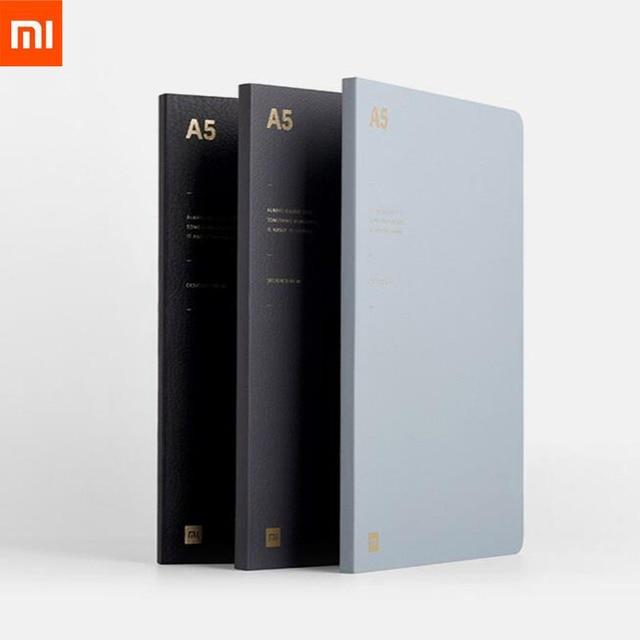 Originele Xiaomi A5 Eenvoudige Notebook Papier Vierkant/Horizontale lijn/Dot Grid Pagina Reisdagboek Journal Notebook voor Kantoor school