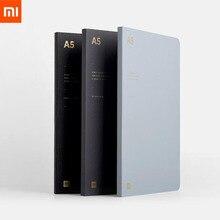 Oryginalny Xiaomi A5 prosty notatnik papierowy kwadrat/pozioma linia/kropka siatka strona dzienniczek podróżny notatnik do szkoły biurowej