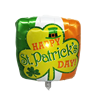 5pcs/set Irish Festival Bottle Four Grass Foil Balloons Saint Patrick's Day Green Theme Party Decoration Balloon Supplies Globos 2
