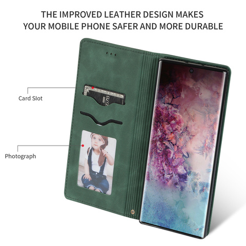 Flip Leather Card Wallet Case for Samsung Galaxy A50 A20e A30 A20 A70 A40 A10e A60 2019 Luxury Funda for Galaxy Note10 Pro Cover Lahore