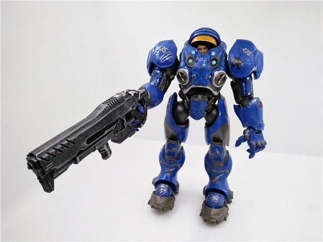StarCraft 2dc Storm Hero Thai Keith Finley Terran Marines Joints Super Cute Cartoon Garage Kit