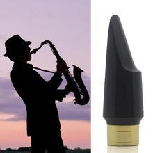 Цвета: черный, золотистый, мундштук для саксофона гобоя прочный аксессуары для саксофона для влюбленных классическая музыка саксофон аксессуары лучший подарок