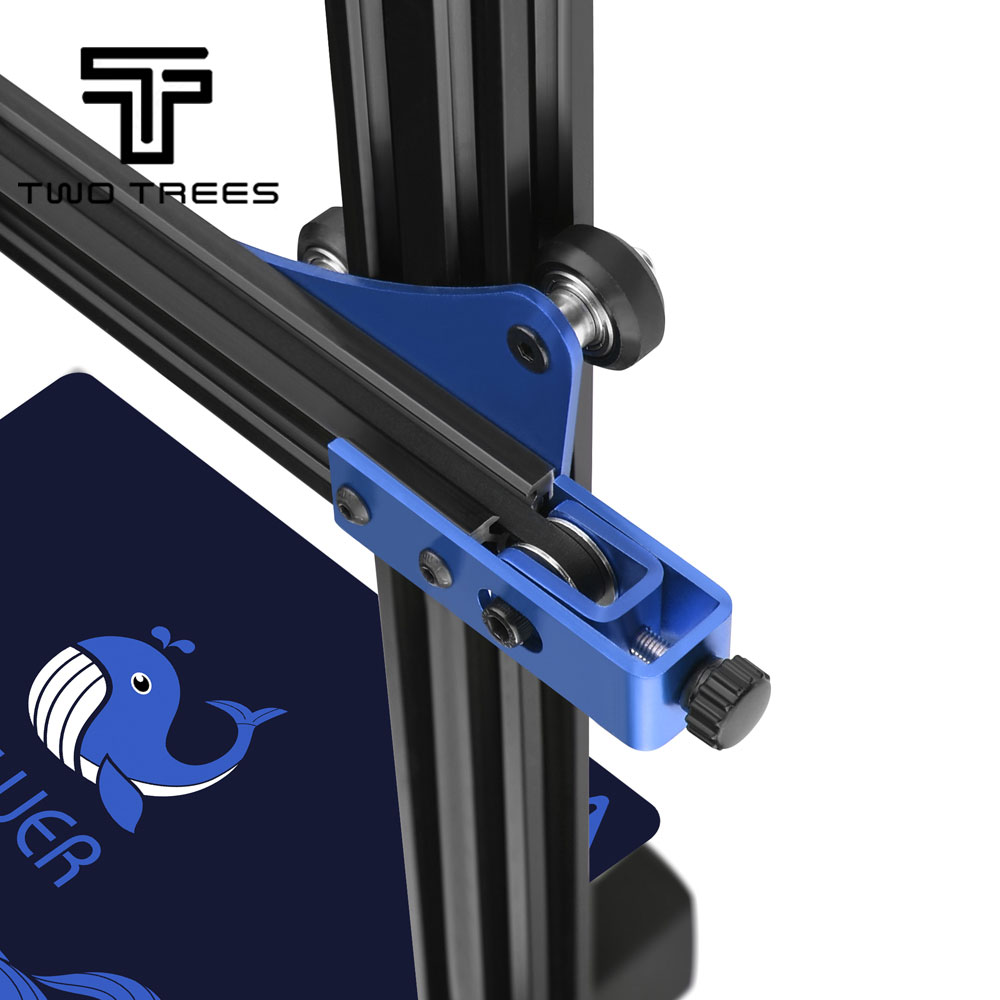 BLUER TWO TREES 3D Printer with Touch screen for High Quality Printing 3