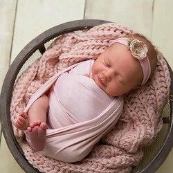 RBG Reborn Kit Reborn bébé vinyle poupée Kit 18.5 pouces Skya dormir non peint inachevé poupée pièces bricolage blanc Reborn poupée Kit
