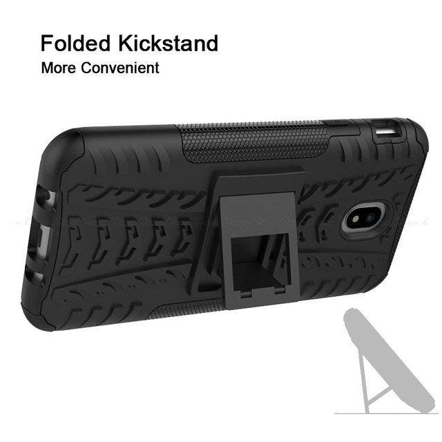 Armor Holder Stand Silicone Cover For Samsung Galaxy A70 A70s A80 A60 A40 A30 A20s A20 A10s A10 Rugged Tough Heavy Hybrid Case