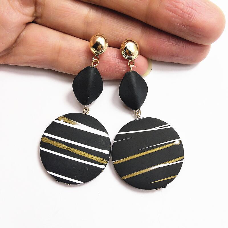 resin earring