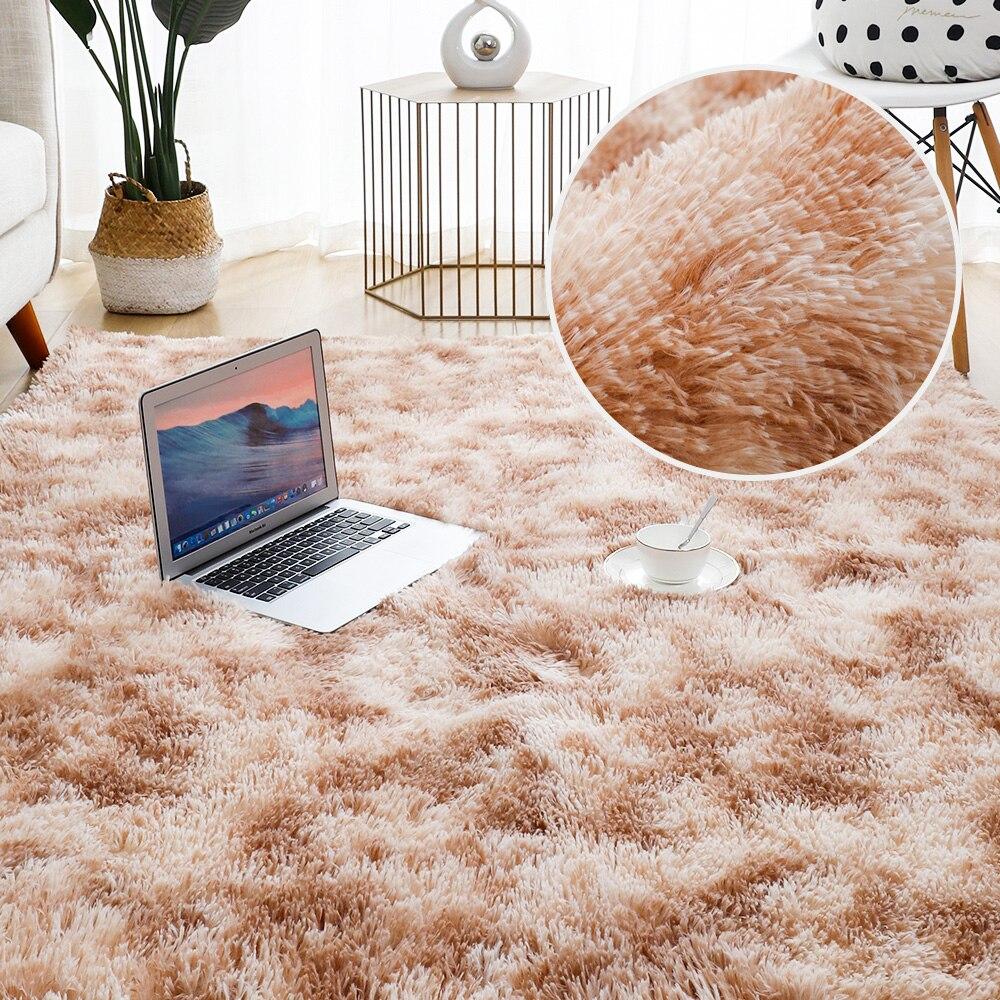Soggiorno מצלמה letto דה peluche מצלמה dei הבמביני tappeto morbido comodino finestra tappeto domestico tappeto spesso morbido