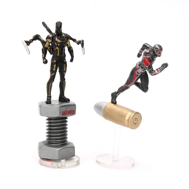 Marvel Anime yellow jacket ant-man posed Characted FFS004 1:1 Figure Figurine