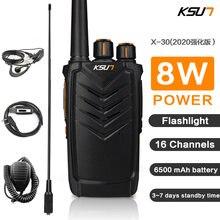 Портативный радиоприемник ksun x30tfsi портативный УВЧ 400 470
