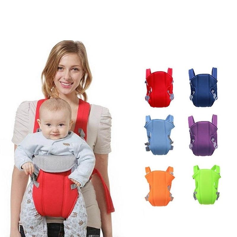 2-30 Months Ergonomic Front Facing Newborn Baby Carrier Baby Holder Backpack Pouch Wrap Waist Stool Baby Kangaroo Carrier KF699