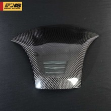 For HONDA CBR600RR 07 12 Carbon Fiber Gas Tank Cover Fuel Case Protector CBR600 CBR 600 RR 2007 2008 2009 2010 2011 2012
