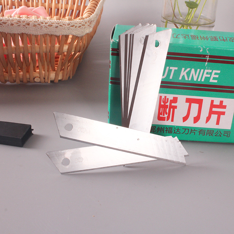 E133 Art Knife Blade Dollar Store Stall Supply Of Goods Hot Selling 2 Yuan Shop Supply Of Goods Daily Use The Department Store Y