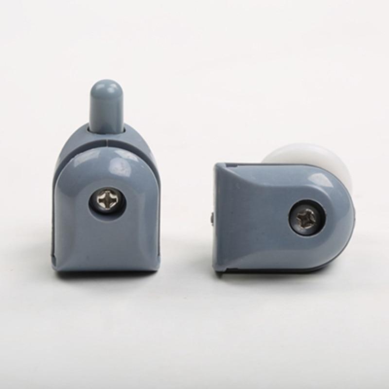 4pcs-8pcs/set Shower Rooms Cabins Pulley / Shower Room Roller /Runners/Wheels/Pulleys Diameter 20mm/22mm/23mm/25mm/27mm-1