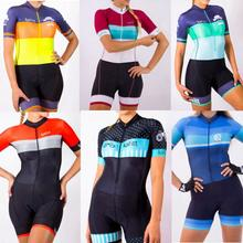 2019 kafitt Cycling jersey suit  long sleeve pro bike clothing MTB triathlon bicycle clothes skinsuit wear dress sport kit