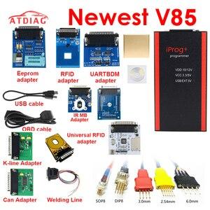 Image 1 - 2020 V85 IPROG Porgrammer IR MB Adapters IPROG CAN BUS Adapter IPROG Kline adapter with best price