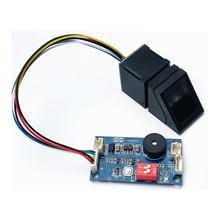 K200 placa de controle de impressão digital + r307 scanner sensor módulo impressão digital
