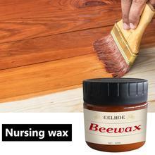 Beewax полировка водонепроницаемый износостойкий мебель обслуживание воск чистящие инструменты для деревянной мебели
