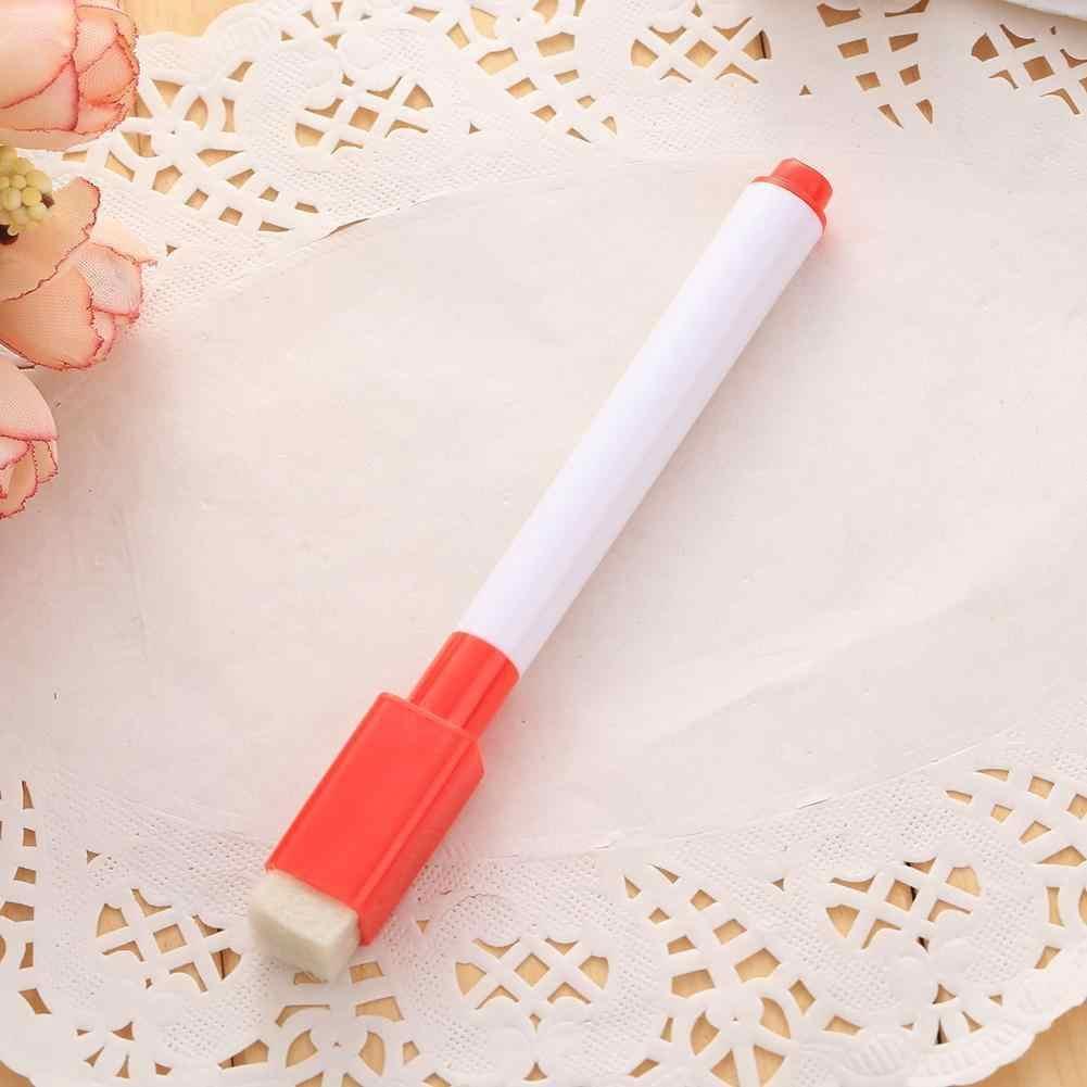 Whiteboard Pen for Kids Fine Point Whiteboard Marker Pen 11.3x1cm Hot-Sale Dry Fridge Magnets Tip Magnetic
