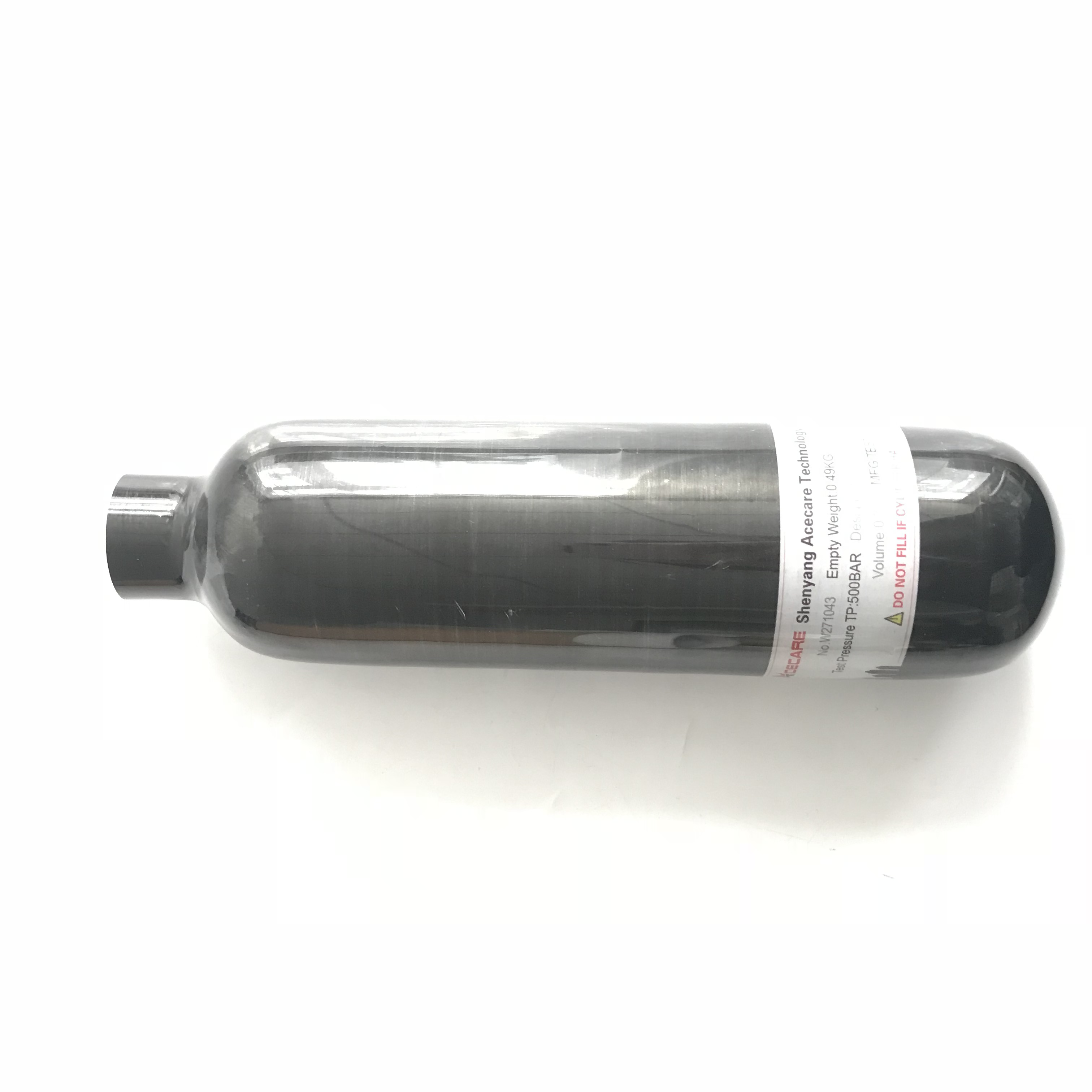 AC3035 PCP Airsoft Refill Composited Aluminum Liner Carbon Fiber NEW 4500PSI 0.35L Mini Paintball Tank  Drop Shipping