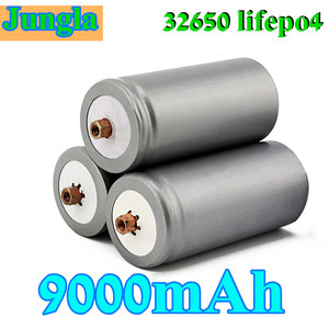 2020 Original battery 3.2V 32650 battery 9000mah LiFePO4 rechargeable lithium cell for Electric bike battery pack with screw