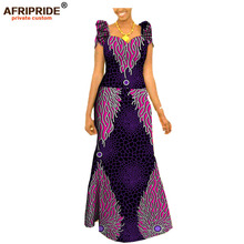 fabric print dresses african