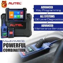 Autel MaxiIM IM608 диагностический инструмент автомобильный OBD OBDII OBD2 сканер Авто ECU ключ программист диагностический сканер профессиональный анализатор