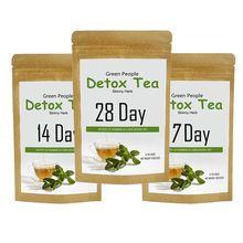 Пакетики для похудения gpgp greenpeople detox 7/14/28 дней мужчин