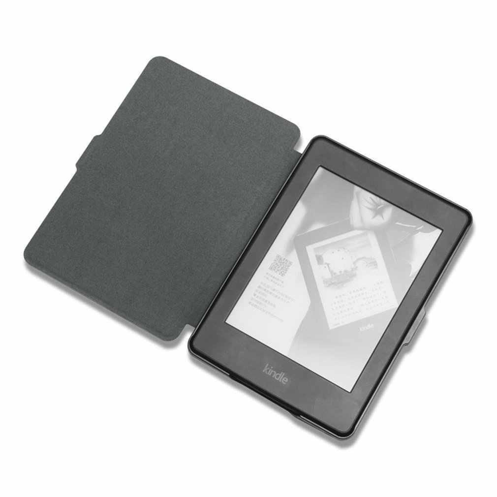 أغطية جلد مطبوعة مضادة للصدمات غلاف الكتاب الاليكتروني رقيقة جدا أغطية جلد الوجه الكتاب الاليكتروني واقية حمل لأوقد 958 KPW