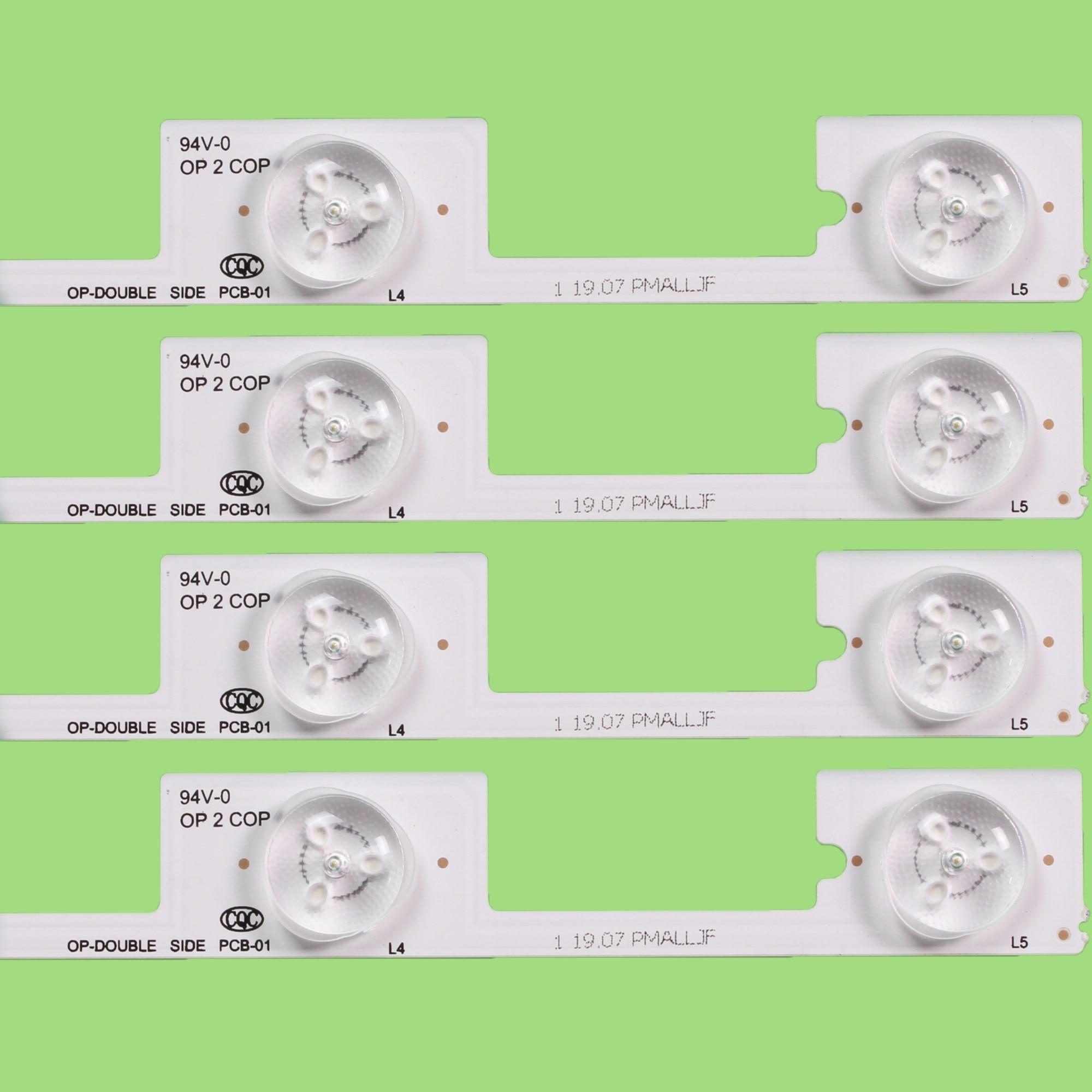 307mm tira conduzida para 39 Polegada tv kl39gt618 35017988 35017990