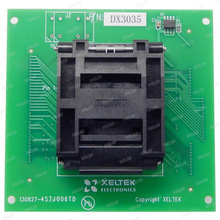 100% orijinal yeni XELTEK SUPERPRO DX3035 adaptörü için 6100/6100N programcı DX3035 soket ücretsiz kargo