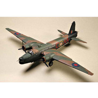 Trumpeter 02808 1/48 Scale Wellington Mk.IC Plane Airplane Aircraft Display Toy Plastic Assembly Model Kit