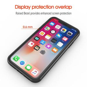 Image 3 - Shockproof Case Protect Case For iphone 11 Pro XsMax Xr 8 Plus 7 6s Waist Belt Clip Bicycle Phone Holder Bike With Quick Mount
